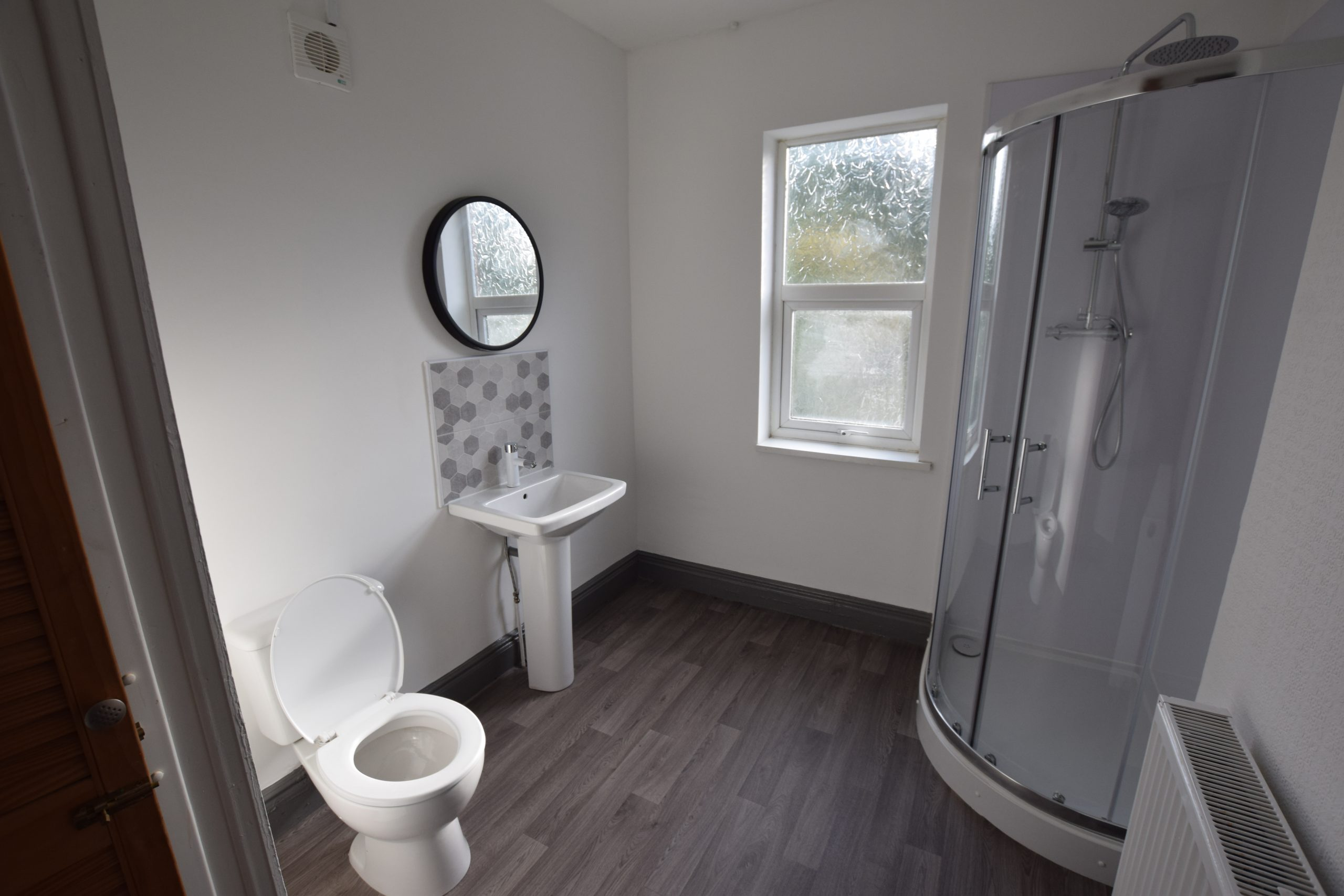 Newly renovated house share with your own shower!! – B17